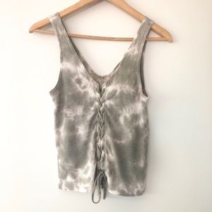 American Eagle Soft & Sexy ribbed tank